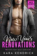 New Year's Renovations: Man of the Month Club - January (Starlight Bay Book 1) Kindle Edition
