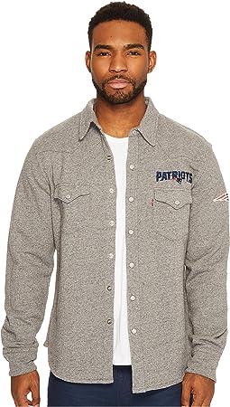 Patriots NFL Western Sweatshirt
