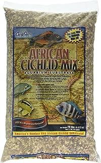 Carib Sea ACS00224 African Ivory Coast Gravel for Aquarium, 20-Pound