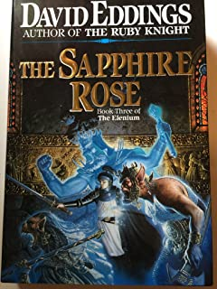 The Sapphire Rose: Book 3 of The Elenium
