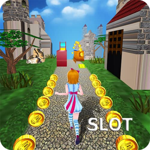 Princess Temple Village Run Slot - Free Kindle Slots Machine Casino Game