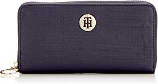 Tommy Hilfiger Women's Effortless Continental Wallet, Tommy Navy, One