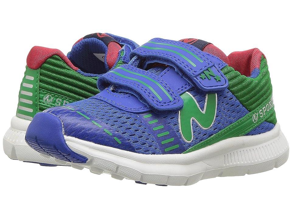 Naturino Sport 553 SS18 (Toddler/Little Kid/Big Kid) (Bright Blue) Boy