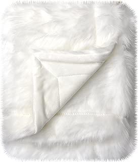 Little Starter Blanket Mongolian Baby, White, 30