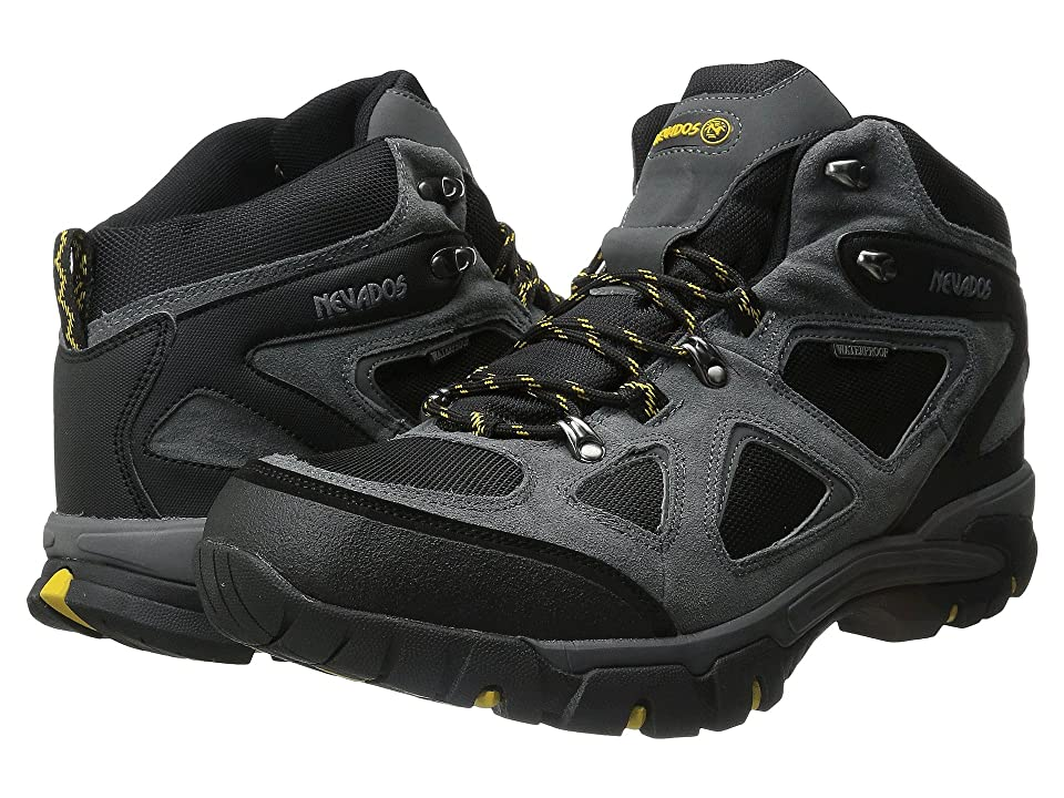 Nevados Spire WP (Grey/Black/Yellow) Men