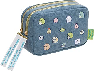 9/10 deadline a corner Gurashi porch twin zipper pouch Pen Pouch wallet early October launch