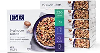 HMR Mushroom Risotto Entree, 8 oz. Servings, 6 Count