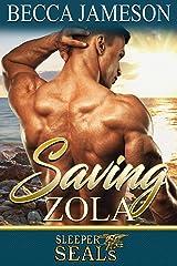 Saving Zola (Sleeper SEALs Book 4) (English Edition) Format Kindle