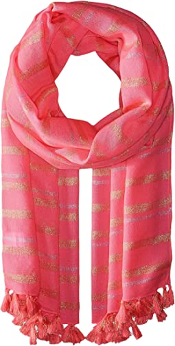 Lilly Pulitzer - The Lilly Stripe Scarf