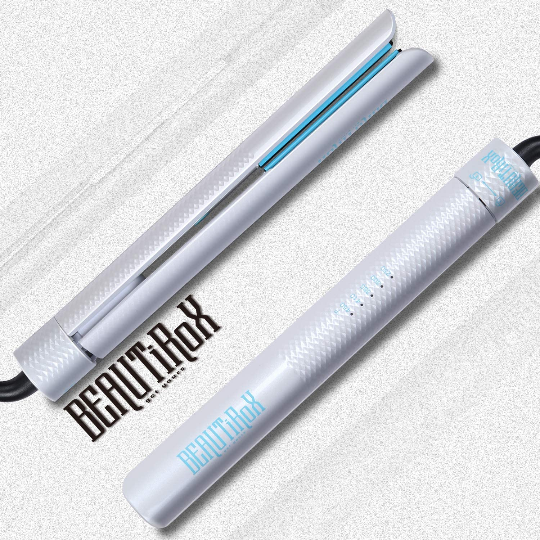 BEAUTIROX 2021 autumn and winter new Flat Seasonal Wrap Introduction Hair Iron with Technology Tempera Anti-Static