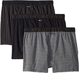 3-Pack Woven Boxer