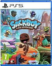 Sackboy : A Big Adventure sur PS5, Jeu de plateforme et d'aventure 3D, Edition Standard, 1 à 4 joueurs, Version physique, ...