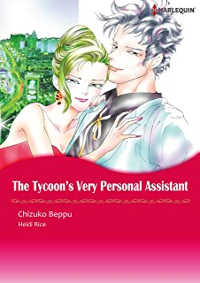 The Tycoon's Very Personal Assistant: Harlequin comi
