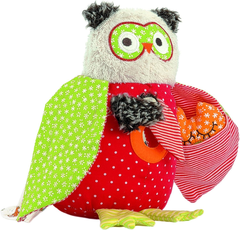 hasta un 60% de descuento Kathe Kruse - - - Alba the Owl Activity Juguete  selección larga