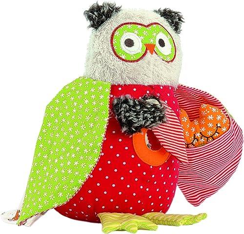 Kathe Kruse - Alba the Owl Activity Toy