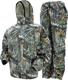 FROGG TOGGS Unisex-Adult Classic All-Sport Waterproof Breathable Rain Suit