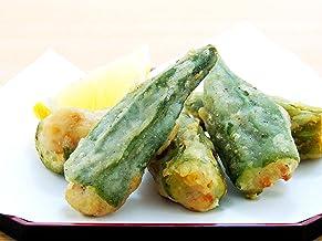 天ぷら 冷凍食品 【オクラ肉詰め天 50個】業務用 惣菜 (1袋入り)