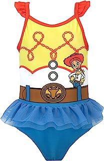 Disney Girls Toy Story Swimsuit Jessie