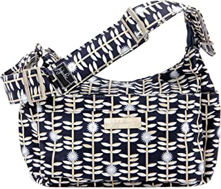 JuJuBe HoboBe Purse Diaper Bag, Classic Collection - Dandy Lines