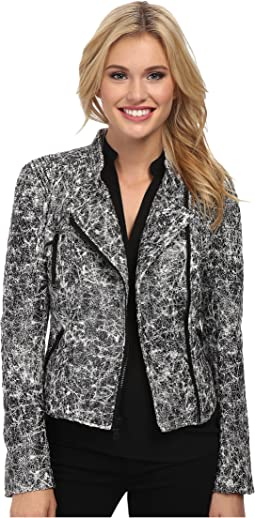 Crackle Moto Jacket