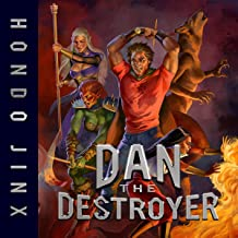 Dan the Destroyer: A Gamelit Harem Fantasy Adventure (Gold Girls and Glory, Book 3)