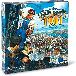 New York 1901 Board Game