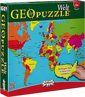 Amazon.es: mapa españa - Puzzles y rompecabezas: Juguetes y juegos