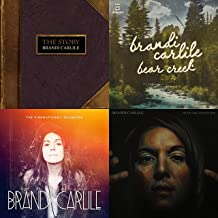 Brandi Carlile: 4 Studio Albums CD Collection (By The Way, I Forgive You / The Firewatcher's Daughter and More)