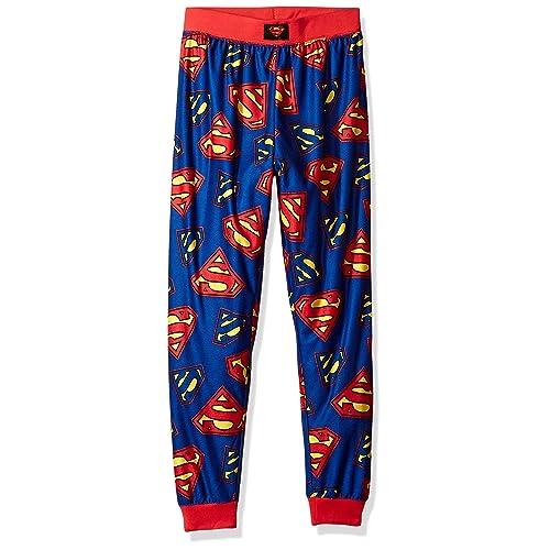 DC Comics Boys Big Jogger Lounge Pant