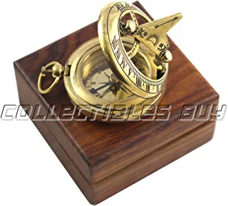 Best nautical compass in wooden box Reviews