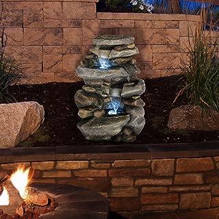 Best natural garden fountains Reviews