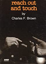 Reach Out and Touch for SATB Choir and Piano