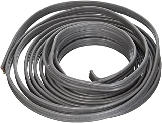 Southwire 13059125 25 ft. 10/3 Gray Solid CU UF-B W/G Cable, Feet