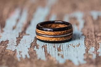 wooden guitar ring