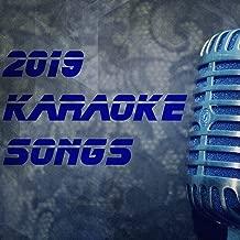 2019 Karaoke Songs