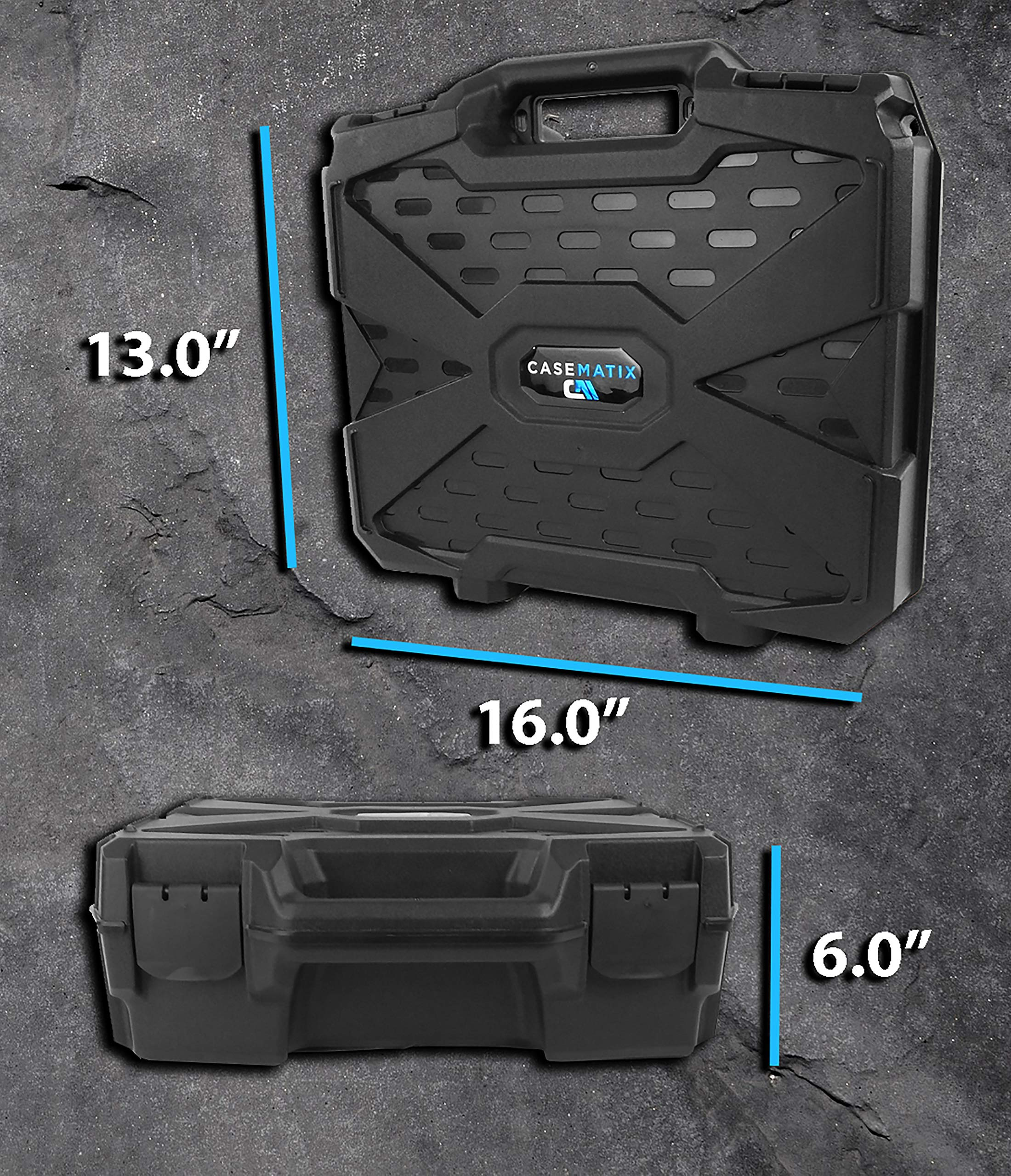CASEMATIX Console Case Made For Xbox One X 1Tb, Project Scorpion ...