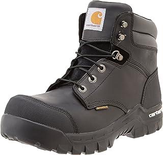 "Carhartt Rugged Flex 6"" Waterproof Comp Toe CMF6371 mens Construction Shoe"