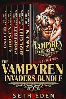 The Vampyren Invaders Bundle: A Dark Vampire Romance (English Edition)
