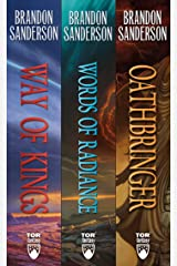 The Stormlight Archive, Books 1-3: The Way of Kings, Words of Radiance, Oathbringer (English Edition) eBook Kindle
