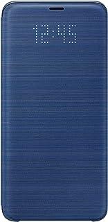 Samsung LED View Cover - Funda para Samsung Galaxy S9+, color azul