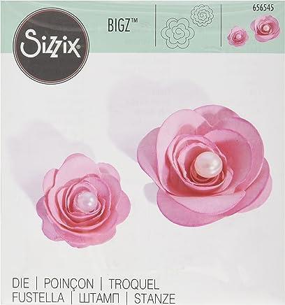 Sizzix BIGZ Fustella, Fiori 3-D