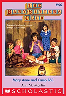 The Baby-Sitters Club #86: Mary Anne and Camp BSC (Baby-sitters Club (1986-1999))