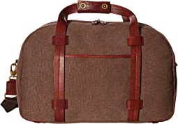 Bosca Washed Leather Collection - Duffel