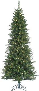 Sterling Tree Company 7.5' Narrow Nordic Fir Artificial Christmas Tree, 90