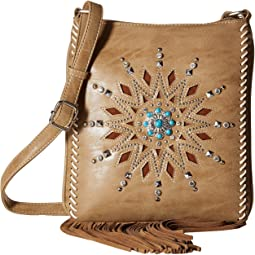 M&F Western - Stella Messenger Bag