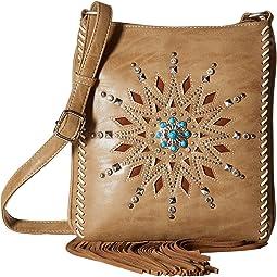 M&F Western Stella Messenger Bag