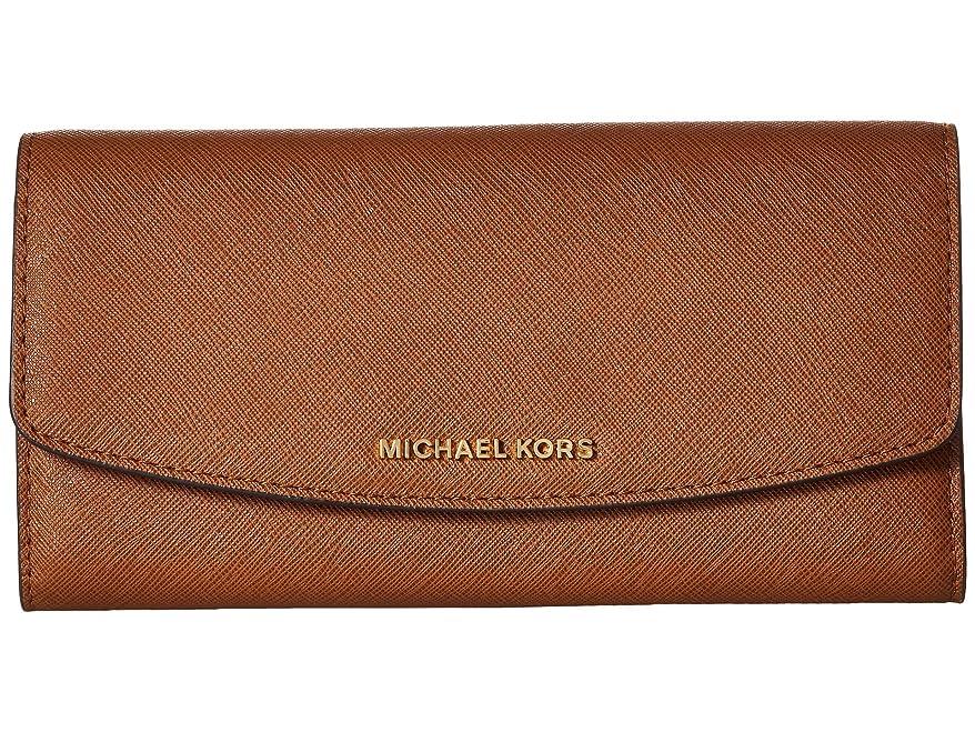 踏み台お風呂を持っている別に[マイケルコース] MICHAEL Michael Kors レディース Ava Large Trifold Wallet ウォレット [並行輸入品]