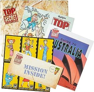 Highlights Top Secret Adventures Kit Case # 12455