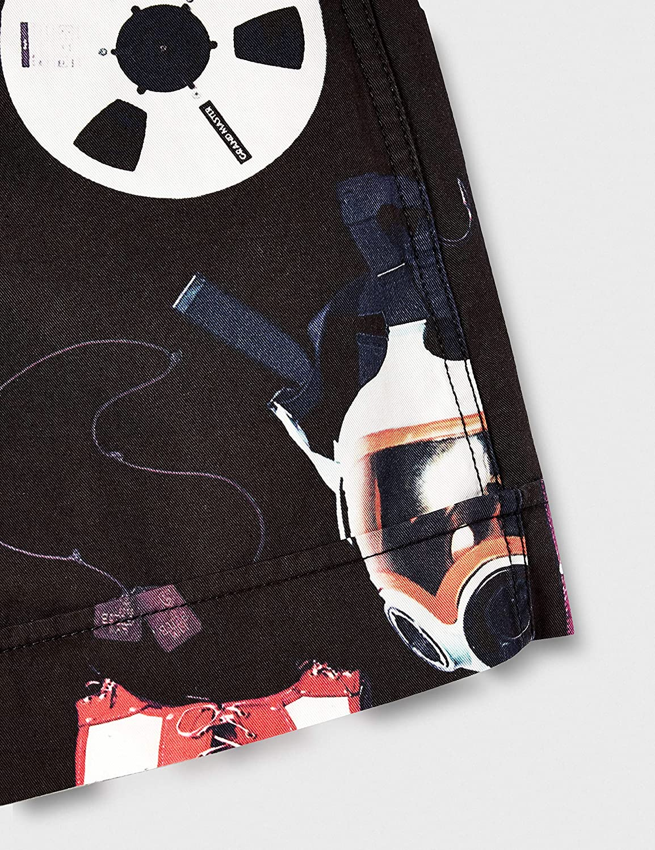 G-STAR RAW Judie Ultra High Pantalones Cortos para Mujer