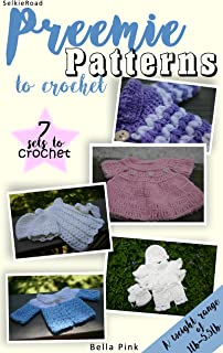 crochet preemie booties free patterns
